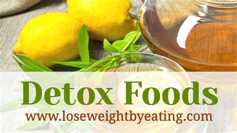 Detox Diets 2017 by 25 Best Detox Foods For Weight Loss