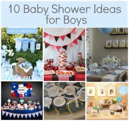 10 baby shower themes for boys right start - Simple Baby Boy Shower Ideas