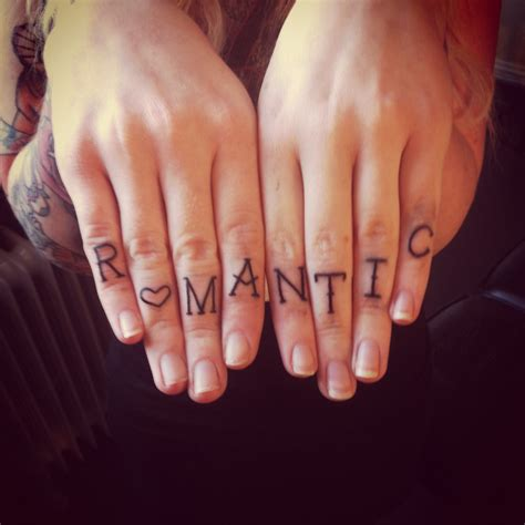 romantic tattoo designs finger tat best ideas designs