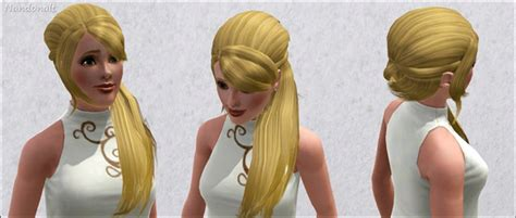 sims 3 hairstyle cheats mod the sims agustin s cute modern hair converted