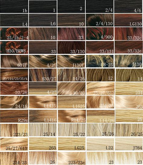 hair dye color chart synthetic hair color chart hair dye color chart