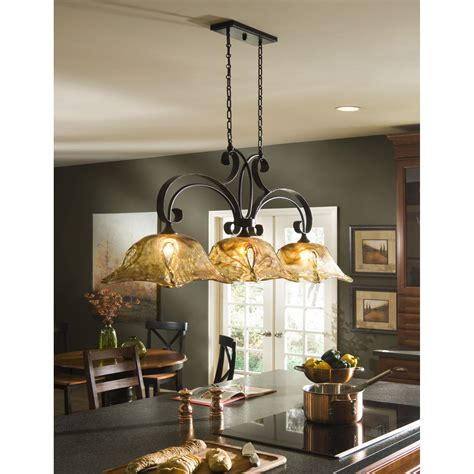 kitchen lighting sets kitchen island lighting system with pendant and chandelier amaza design