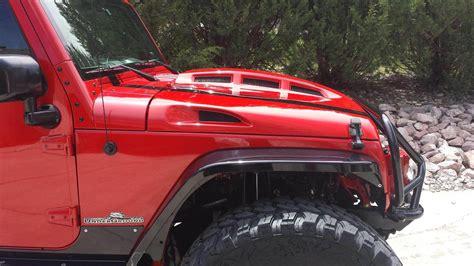 jeep avenger jeep wrangler jk heat expulsion hood