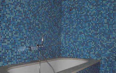 Bagno Mosaico Azzurro Pavimenti Bagno Azzurro Bagno Mosaico Azzurro Collezione