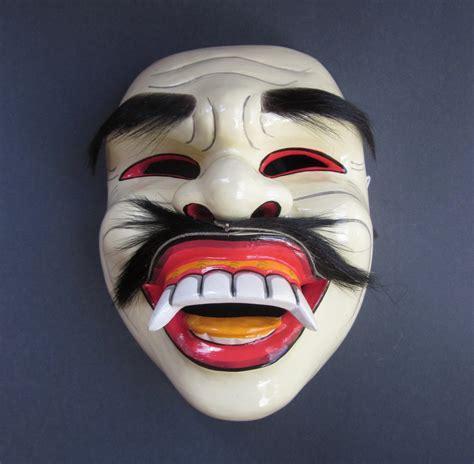 Masker Topeng balinese mask called sidakarya thailand bali burma