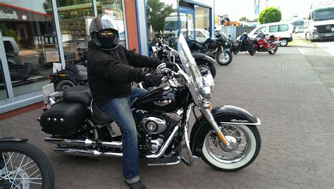 Ebay Kleinanzeigen Motorrad Seitenkoffer by Harley Davidson Softail Deluxe Koffer Motorrad Bild Idee