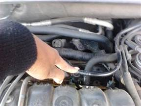 Buick Lesabre Fuel 2002 Buick Lesabre Fuel Line Leaks Where It Connects To
