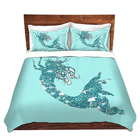 Best Mermaid Bedding And Comforter Sets Beachfront Decor Mermaid Bedding Set