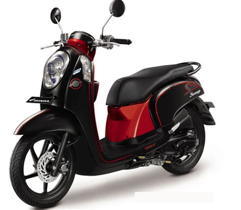 Honda New Scoopy new honda scoopy pgm fi sporty and stylish the new autocar
