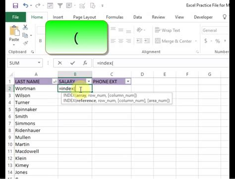vlookup tutorial excel 2016 how to use index match instead of vlookup excel 2016