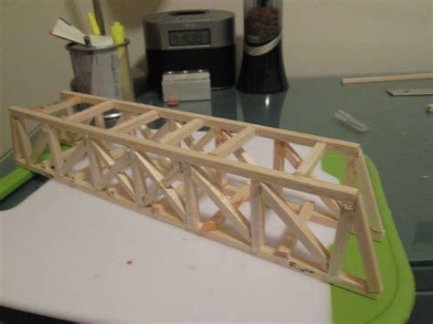 wooden bridge designs balsa wood bridge