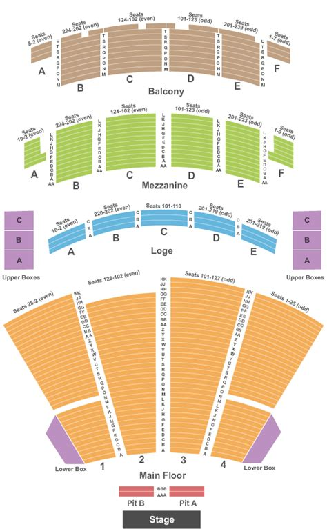 the broad stage seating chart perry tickets seating chart palace theatre