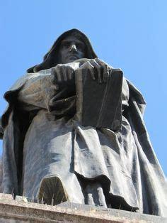 co de fiori giordano bruno il monumento in bronzo a giordano bruno nella piazza