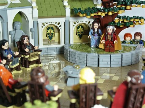 council of elrond gloin council of elrond images