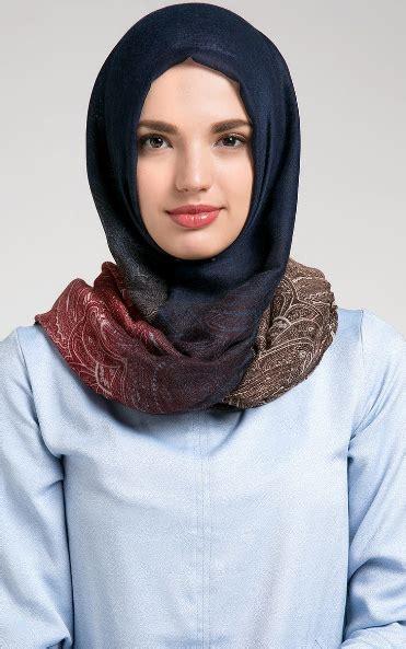 Model Jilbab Modern contoh koleksi model modern masa kini
