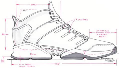 Nike Matrix Safety the anatomy of a sneaker by solesirius kicks addict l