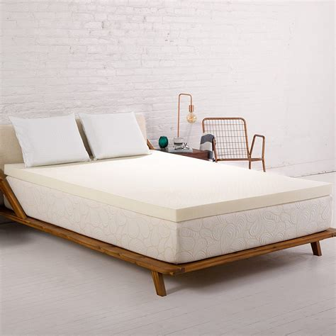 King Size Topper Pad Best California King Size Memory Foam Mattress Toppers Reviews Sleep Is Simple