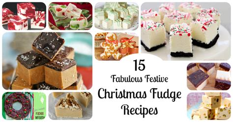 christmas fudge 15 festive holiday fudge recipesletters