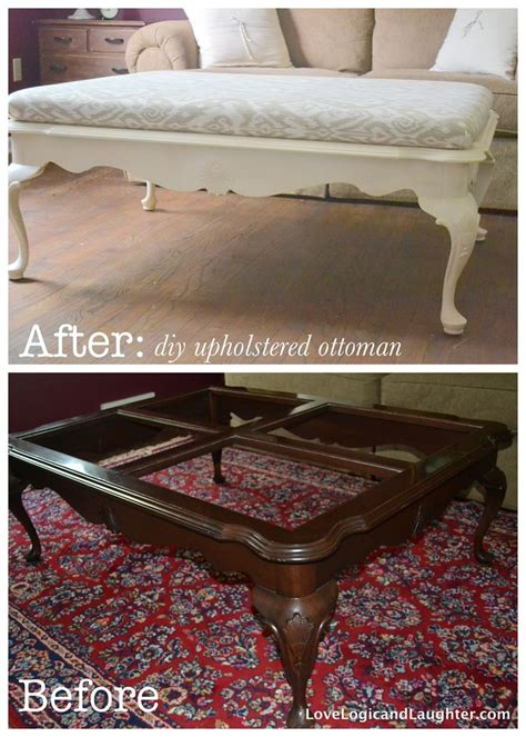 ottoman coffee table diy best 25 old coffee tables ideas on pinterest kid table