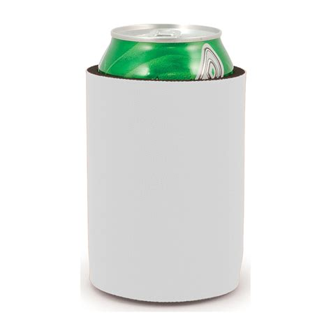 Blank Thick Neoprene Can Coolie Wholesale Coolies Can Cooler Template
