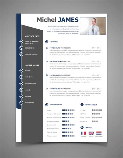 Office Google by Exemple De Cv New Age L Cr 233 Er Un Cv