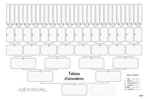 modele arbre genealogique gratuit 10 niveaux arbre g 233 n 233 alogique gratuit 224 imprimer recherche google