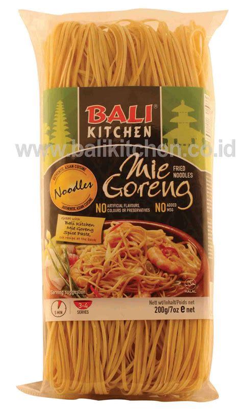 noodle mie goreng bali kitchen kobe lina food