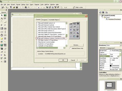 membuat antivirus sederhana cara membuat antivirus dengan visual basic 6 informasi