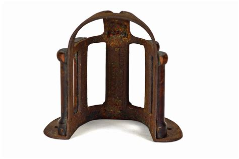 Bridle Racks For Sale by Vintage Walnut And Iron Bridle Rack Mecox Gardens