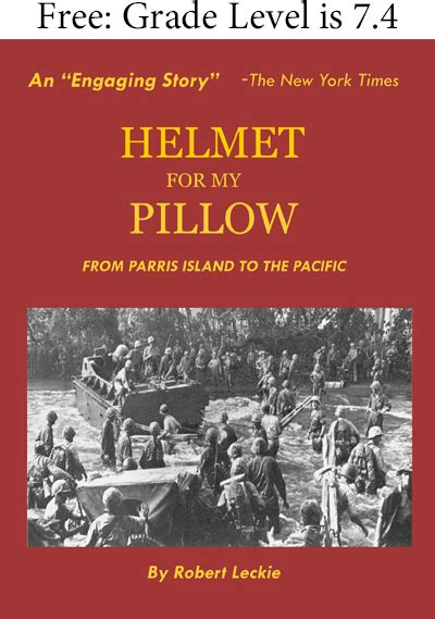 helmet for my pillow from parris island to the pacific books ebooks for students