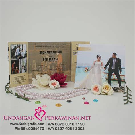 contoh dan cara pembuatan surat undangan pernikahan