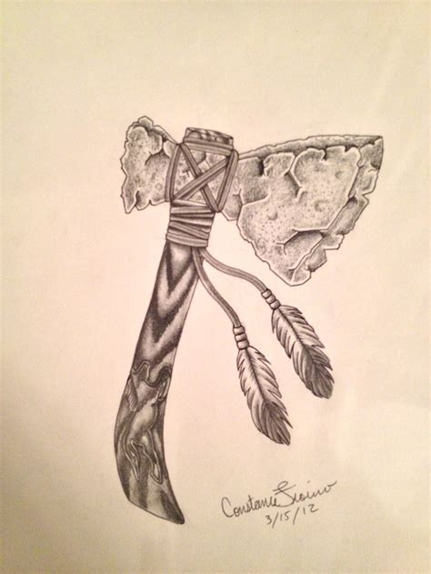 tomahawk tattoo designs pin tomahawk designs on