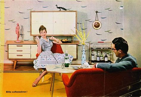 50s Living Room by Pfister The 50s Living Room 40s 50s And 60s
