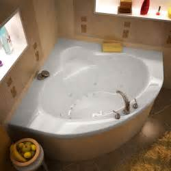 angelico 60 x 60 corner air whirlpool jetted drop in