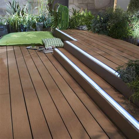 led terrasse eclairage ext 233 rieur lumi 232 res pour mettre en valeur la