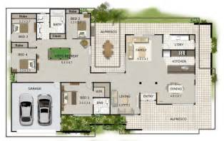 home design building blocks new acreage house plans australian corner block house