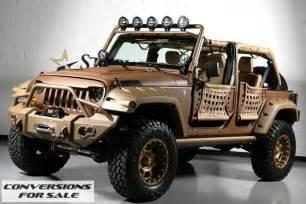 Jeep Cer Conversion 2013 Custom Jeep Ranch Unlimited Conversion Dallas