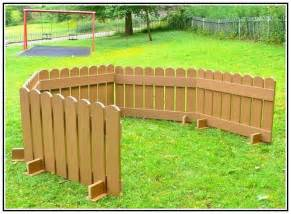 Temporary Backyard Fence by 1000 Ideas About Fence On Proof Fence