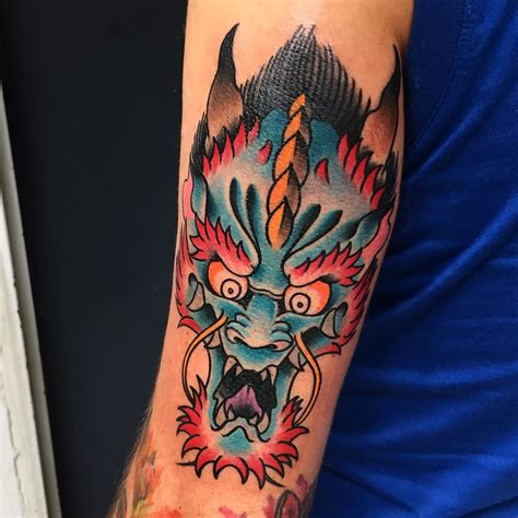 dragon head tattoo 35 unique designs and meaning cool mythology