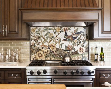 Cheap Kitchen Tile Backsplash Mosaic Kitchen Backsplash Http Lomets