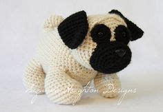 dynamite pug 1000 images about crochet pug on pug crochet and amigurumi