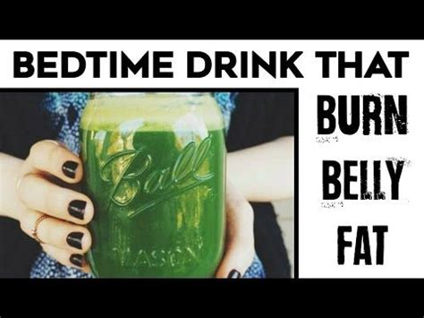 fat burning drinks before bed 9 super fat cutter drink recipes for weight loss femniqe
