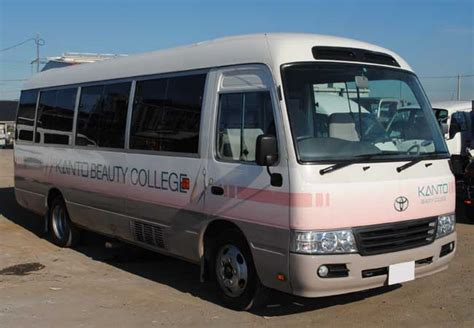 Toyota Coaster Cer For Sale Used Toyota Coaster Buses 2007 Model In White 2 Tone
