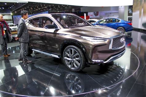 Infiniti Qx50 Concept by 2017 Infiniti Qx50 Concept Review Top Speed