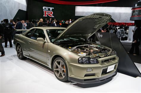 nissan skyline modified 2016 vintage nissan skyline gt rs invade new york auto show