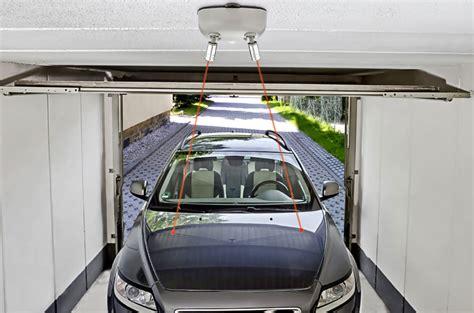 garagen einparkhilfe laser f 252 r parktrottel tr 196 ume wagen