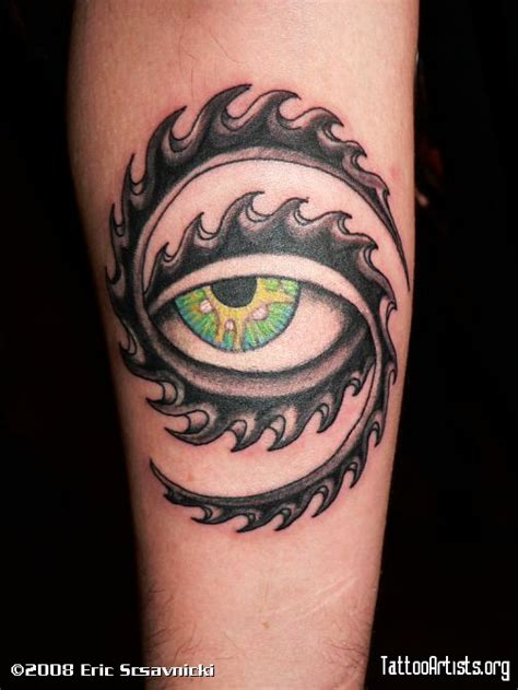 tool eye tattoo his tool eye artists org
