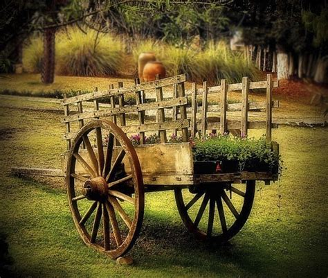 wooden horse wagon woodworking projects