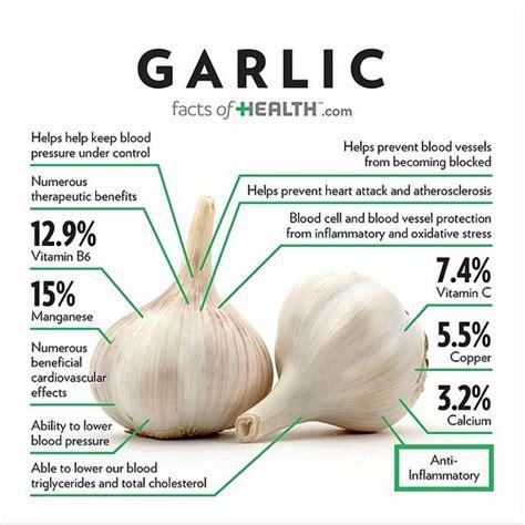 Garlic Detox Benefits by Garlic S Health Benefits Skinnytwinkie