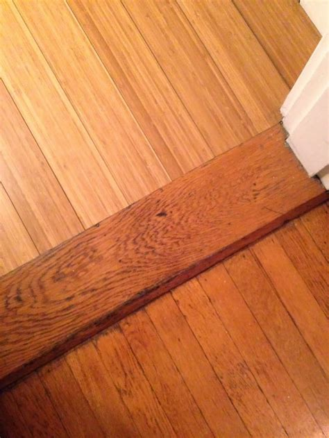 1 oak flooring designs transition between wood floors and new vered